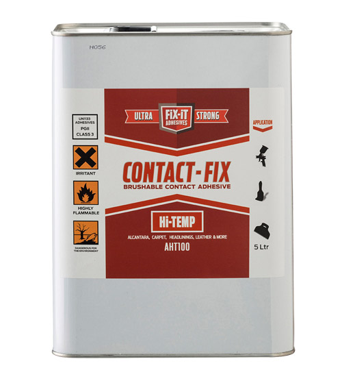 Contact Fix AHT100N Sprayable Contact Adhesive 5L