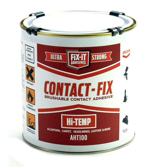 Contact-Fix AHT100 Sprayable Contact Adhesive 1L