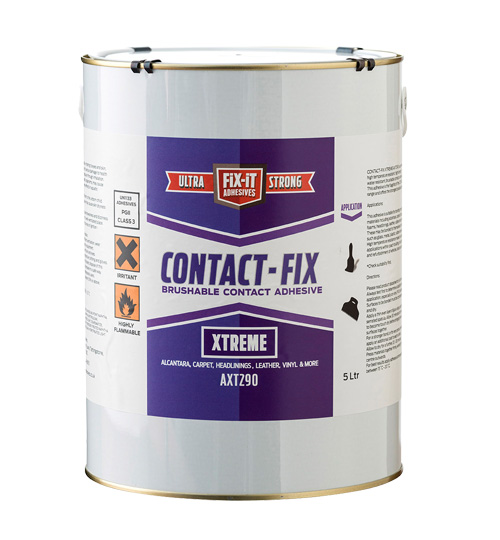 Contact Fix AXT290 Xtreme Contact Adhesive 5L