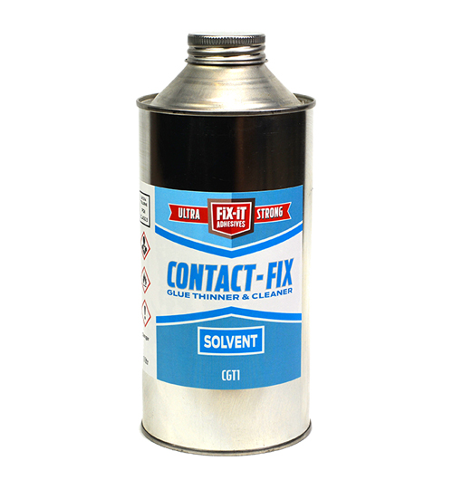 CGT1 Contact Glue Thinner & Cleaner 1L