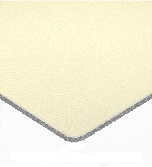 Spectrum Marine Ivory Foam Backed Vinyl Per M x 1.37m