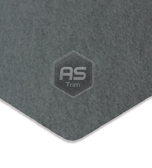 Stretchliner Light Grey Lining Carpet 1-9m x 1.37m