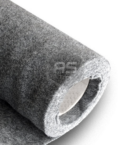 Trunkliner Grey Fleck Lining Carpet Full Roll 46m x 1.37m Wide