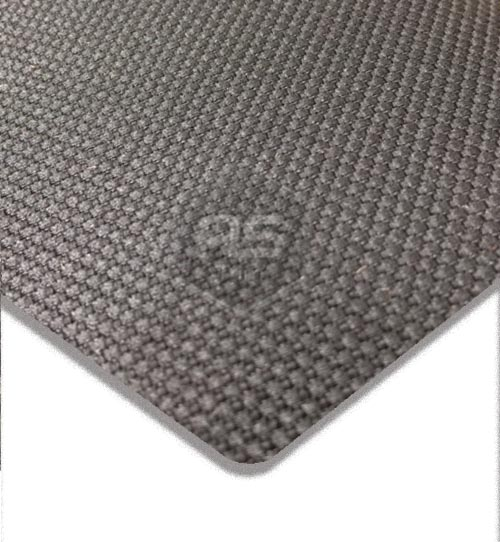 VW Golf Mk7 Black Woven Seating Fabric Per Metre x 1.55m Wide