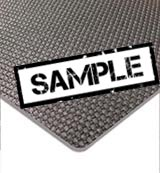 VW Golf MK7 Black Woven Seating Fabric Sample